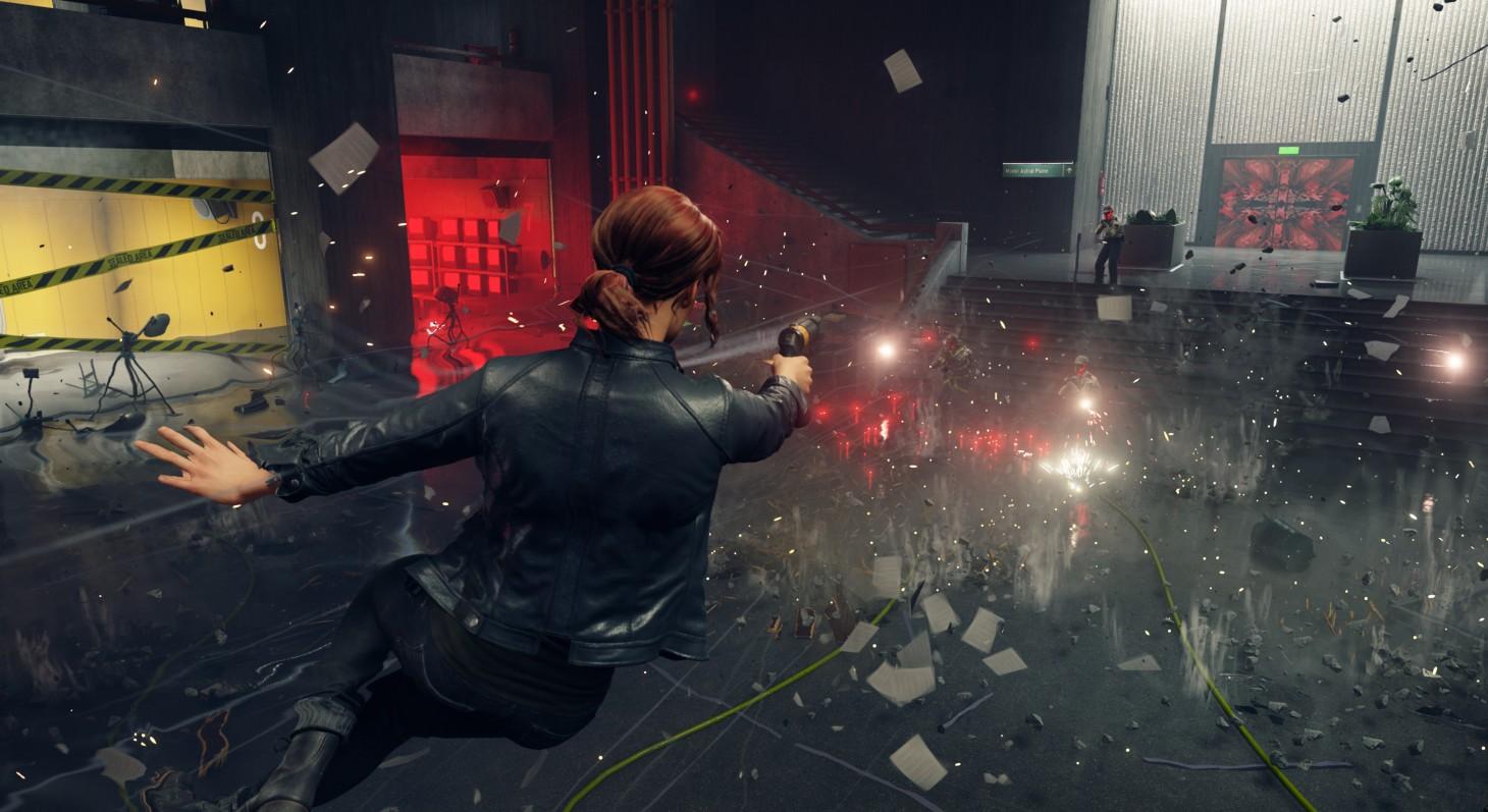 Photo of عرض جديد للعبة Control تجهيزًا لE3.