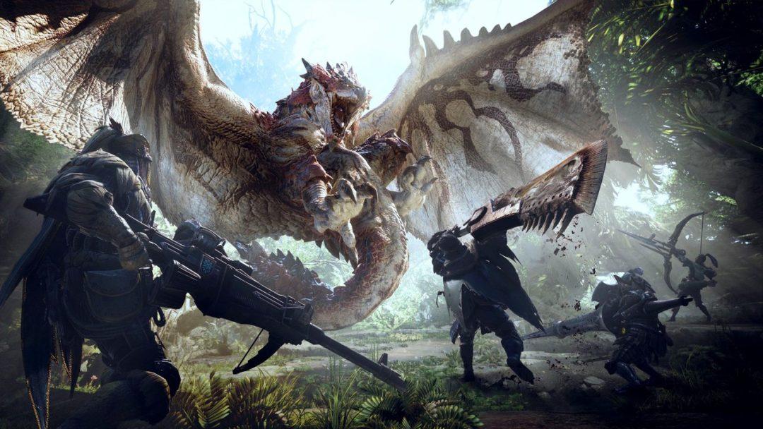 Photo of تسريب مقطع من فيلم Monster Hunter!