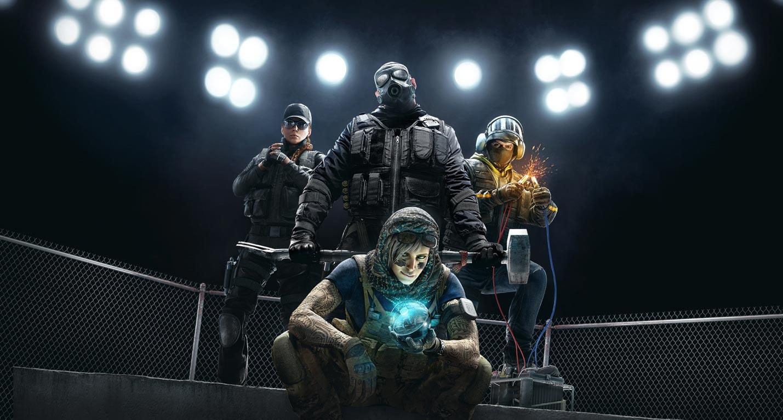 Photo of استعراض جديد للعبة التصويب Rainbow Six Siege