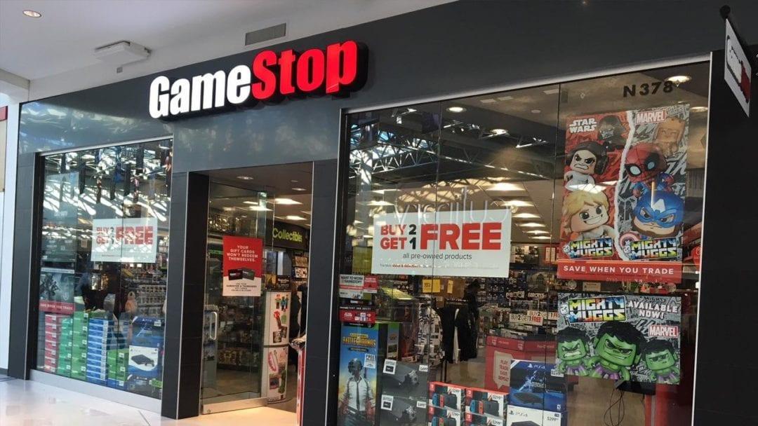 Photo of المدير التنفيذي والمالي لسلسلة متاجر GameStop يستقيل من منصبه .