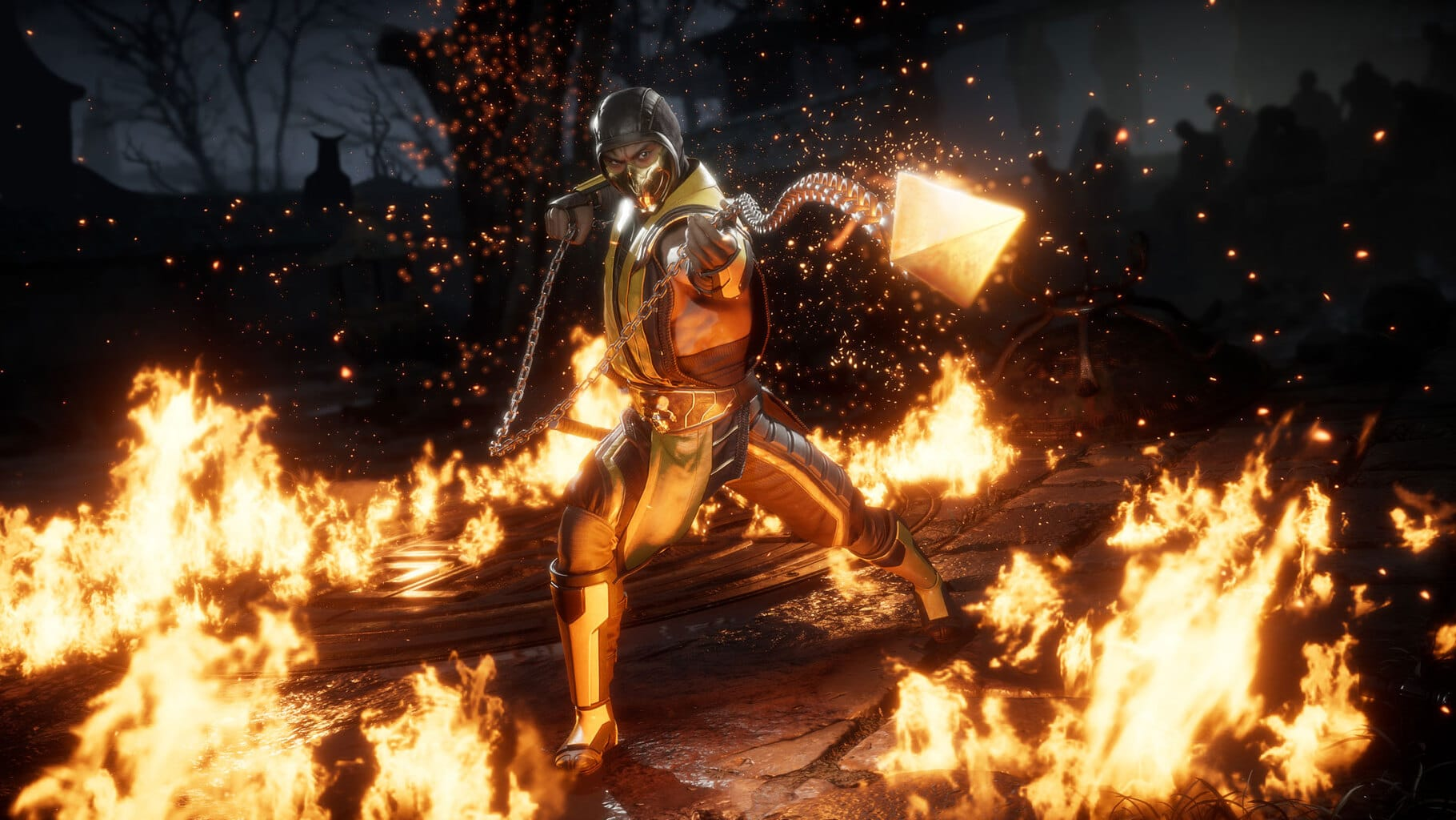 Photo of الكشف عن الموسم الاول القادم للعبة Mortal Kombat 11