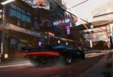صورة جميع السيارات والدراجات البخارية بلعبة Cyberpunk 2077 ستحتوي على راديو للإستماع للموسيقي .