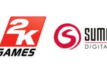 صورة تعاون جديد بين فريق Sumo Digital وشركة 2K Games من أجل العمل على لعبة جديدة غير معلنة .