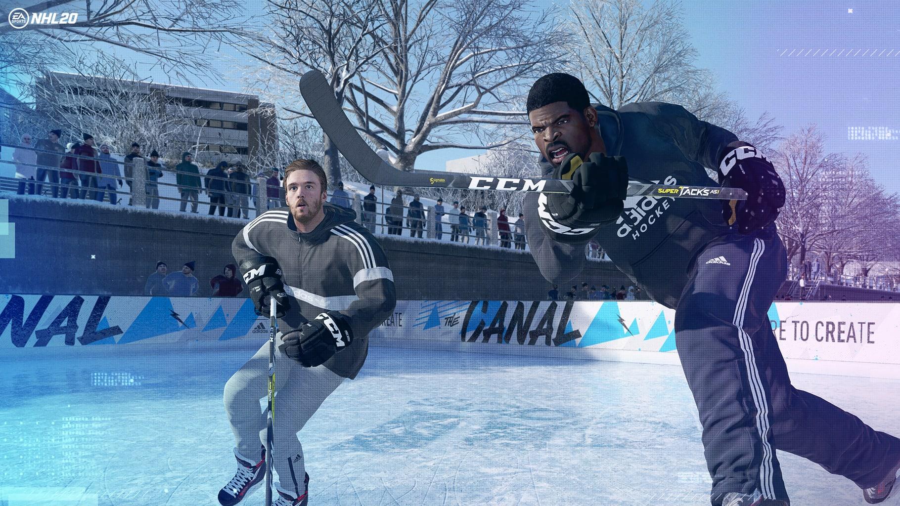 Photo of عرض جديد للعبة NHL 20