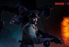 صورة الاشكال الجديدة للعبة Fortnite من مسلسل Stranger Things اصبحت متوفرة