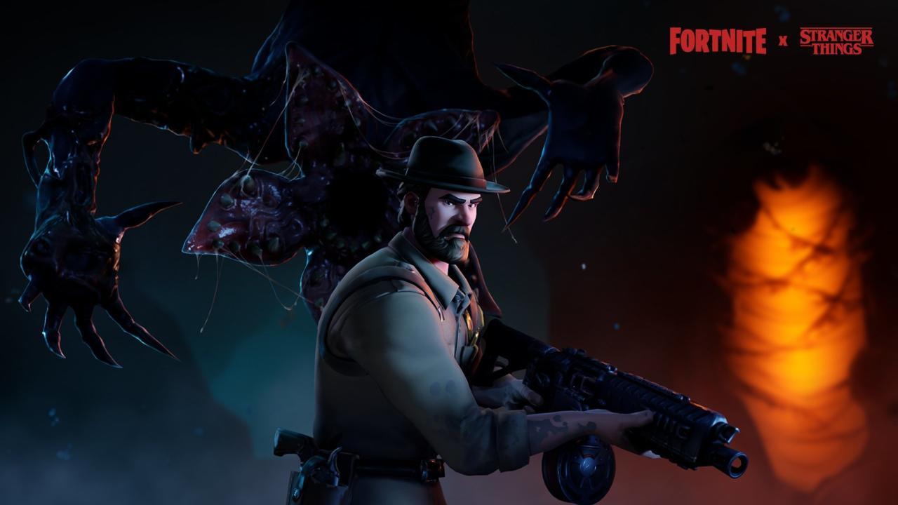 Photo of الاشكال الجديدة للعبة Fortnite من مسلسل Stranger Things اصبحت متوفرة