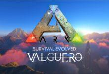 صورة استعراض لخريطة جديدة للعبة Ark: Survival Evolved بعنوان VALGUERO
