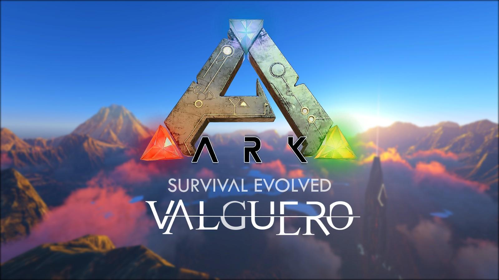 ARK Survival Evolved Valguero