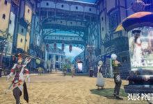 صورة العرض الدعائي الأول للعبة Blue Protocol .