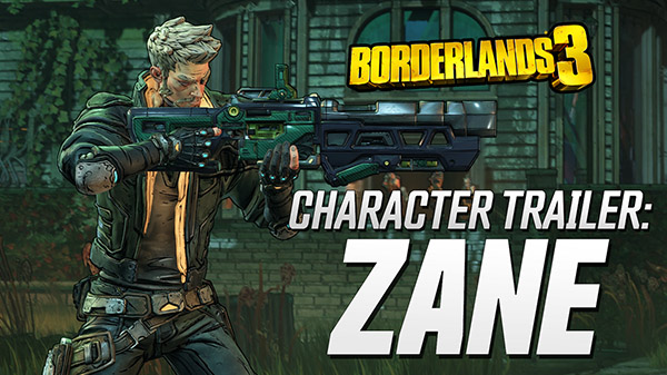 Photo of عرض دعائي جديد للعبة Borderlands 3 يقدم على شخصية Zane .