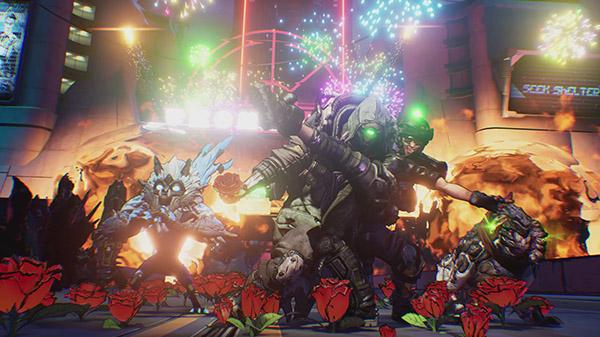Photo of عرض دعائي جديد للعبة Borderlands 3 يحمل عنوان ( نحن سعداء للغاية معاً) .