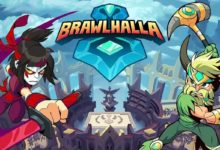 صورة مراجعة وتقييم لعبة brawlhalla