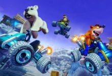 صورة عرض جديد للتحديث القادم للعبة Crash team racing nitro fueled