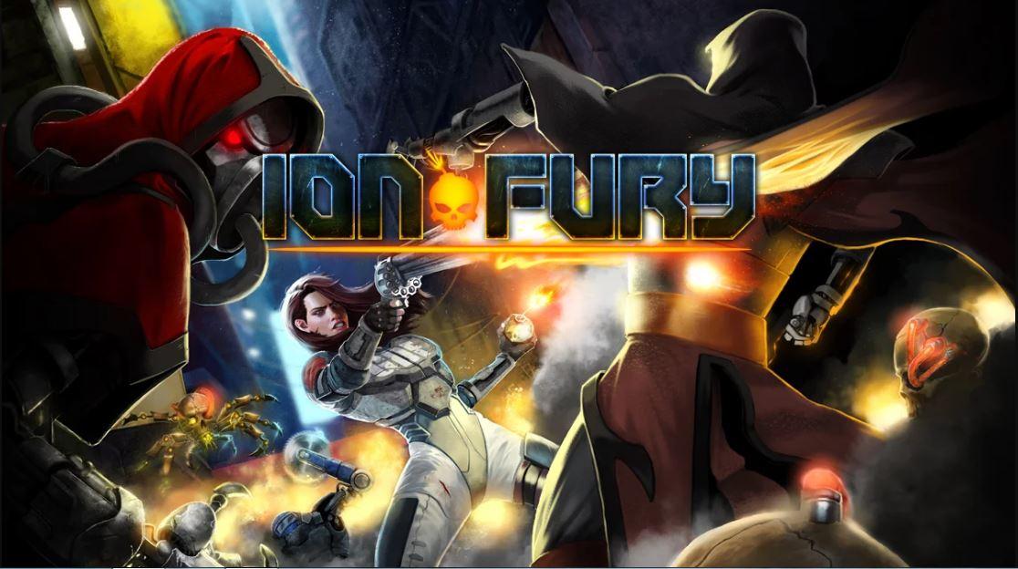 Photo of لعبة Ion Maiden أصبحت تعرف الآن بأسم Ion Fury بالإضافة للإعلان عن موعد إصدارها .