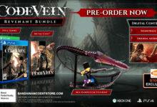 صورة الإعلان عن نسخة Revenant Bundle Edition الخاصة بلعبة Code Vein .