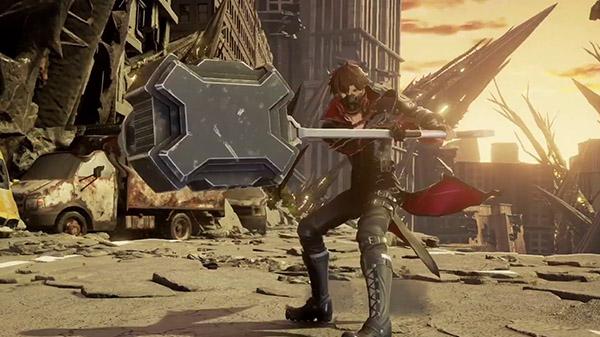 Photo of عرض دعائي جديد للعبة Code Vein يستعرض سلاح ( المطرقة العظيمة) .