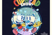 صورة شبكة نتفلكس تعلن عن مسلسل الأنمي The Cuphead Show .