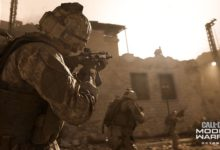صورة رابط البث المباشر للاستعراض الخاص بلعبة Call of Duty Modern Warfare