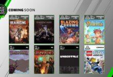 صورة الالعاب القادمة لخدمة Xbox Game Pass