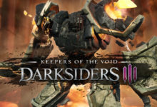 صورة المحتوى الإضافي (Keepers of the Void) الخاص بلعبة Darksiders III متوفر الآن للتحميل