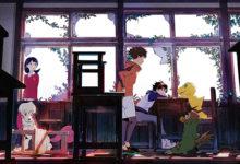 صورة عرض الإفتتاحية والبداية الخاص بلعبة Digimon Survive .