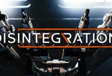 صورة الإعلان عن لعبة Disintegration من مبتكر سلسلة Halo .