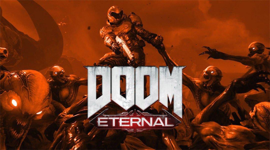 Doom Eternal تحصل على رسمه فنية رئيسيه جديدة