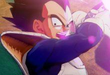 صورة مجموعة جديدة من الصور الخاصة بلعبة Dragon Ball Z: Kakarot ونظرة على شخصيات Vegeta و Piccolo و Chiaotzu و Yamcha .