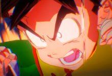 صورة بالإضافة لشخصية Goku ستتمكن من اللعب بشخصيات Vegeta و Piccolo و Gohan بلعبة Dragon Ball Z: Kakarot .