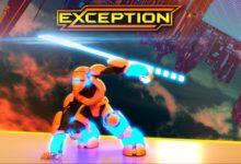 صورة الإعلان عن موعد وتاريخ إصدار لعبة Exception .