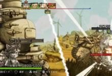 صورة الإعلان عن تأجيل موعد إصدار لعبة Fuga: Melodies of Steel.