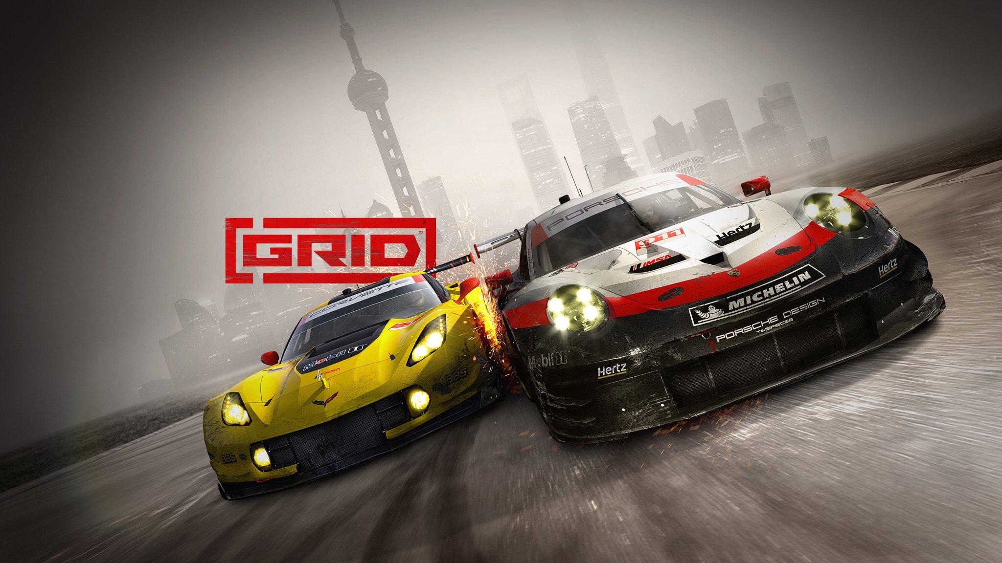 GRID Announcement Image