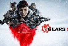 صورة لعبة Gears 5 هى أضخم جزء في تاريخ السلسلة .