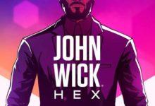 صورة عرض دعائي جديد للعبة John Wick Hex .