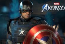 صورة نسخة Collectors Edition من لعبة Marvel's Avengers ستحتوي على مجسم لشخصية Captain America .