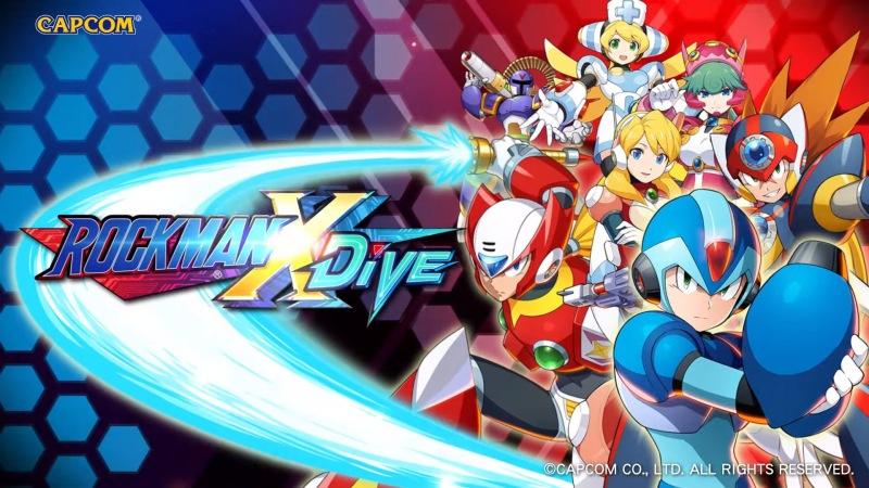 Photo of الإعلان عن لعبة Megaman X DiVE للهواتف الذكية العاملة بنظام تشغيل Android و IOS