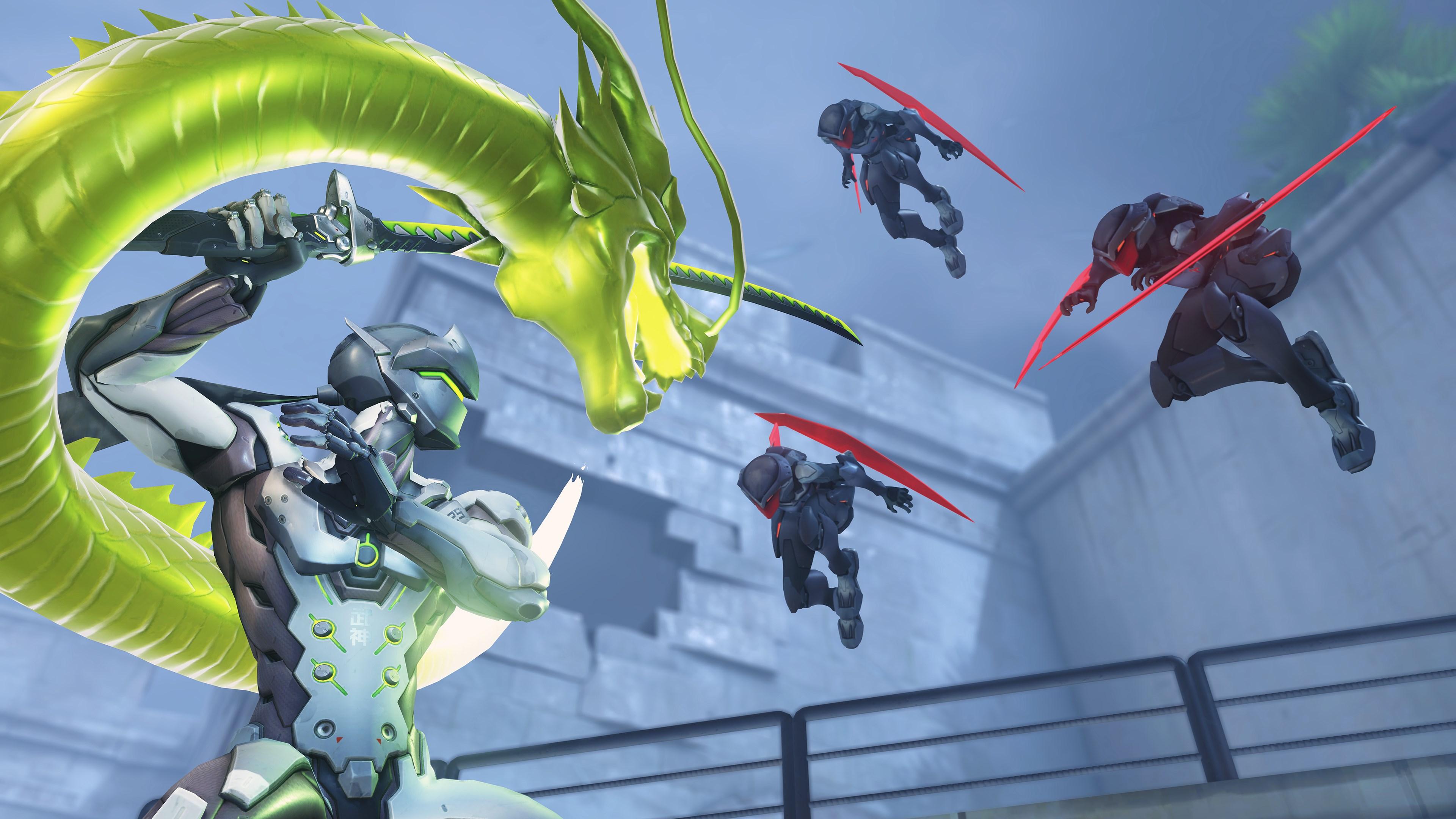 Photo of Blizzard تلمح للبطل 31 من لعبة Overwatch