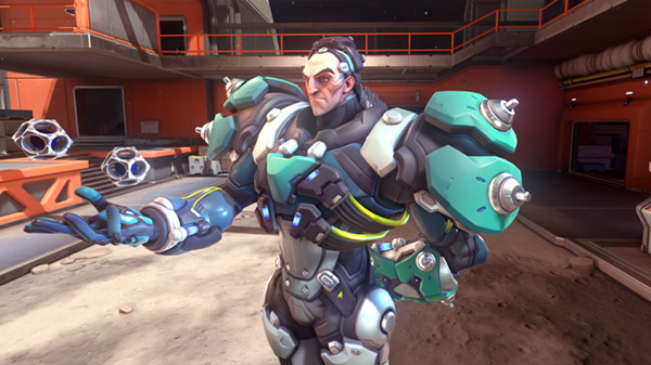 Photo of الإعلان عن شخصية Sigma وهو البطل رقم 31 القادم للعبة Overwatch .