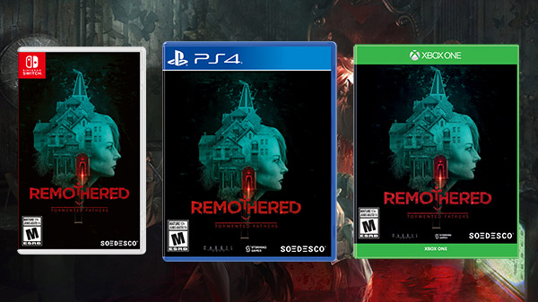 Remothered 07 11 19