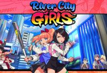 صورة الإعلان بشكل رسمي عن لعبة River City Girls .