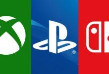 صورة قائمة بالألعاب التي تدعم ميزة اللعب المشترك بين المنصات