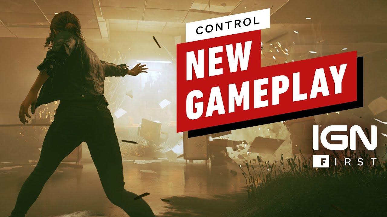 Photo of نظرة على واحدة من مهمات القصة بلعبة Control .