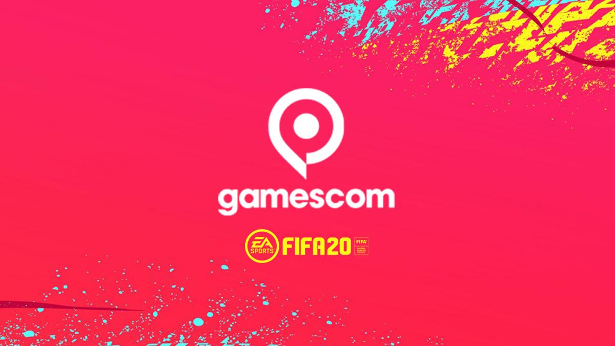 fifa 20 gamescom