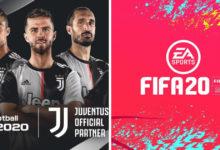 صورة بيان صادر من شركة EA تجاه مشجعي نادي يوفنتوس الإيطالي للعبة FIFA