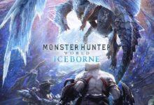 صورة قائمة بالوحوش القادمة لتوسعة Iceborne للعبة Monster Hunter World