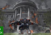 صورة عرض جديد للعبة Metal Wolf Chaos XD