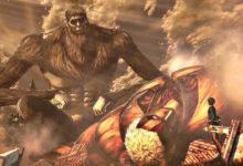 صورة عرض اطلاق لعبة Attack on Titan 2: Final Battle