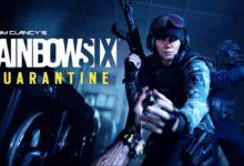 صورة الإعلان عن موعد إصدار Rainbow Six Quarantine
