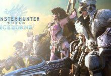 صورة الصعوبة والتحدي عنوان توسعة Iceborne للعبة Monster Hunter World