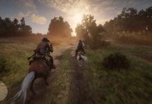 صورة تقارير تلمح لإصدار DLC للعبة Red Dead Redemption 2 تضم الفضائيين
